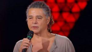 marco guerzoni, chi è il cantante di the voice senior