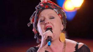 silvana lorenzetti, chi è la cantante di the voice senior