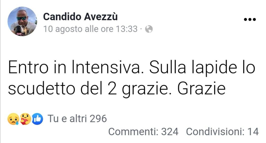 Facebook Candido Avezzù