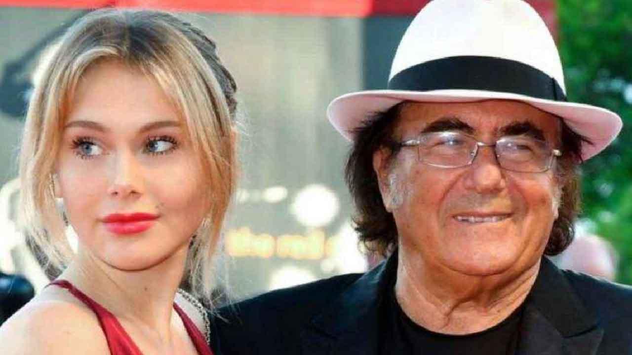 Albano e Jasmine Carrisi, la coppia ha scelto strade diverse sul piccolo schermo (Foto dal web)