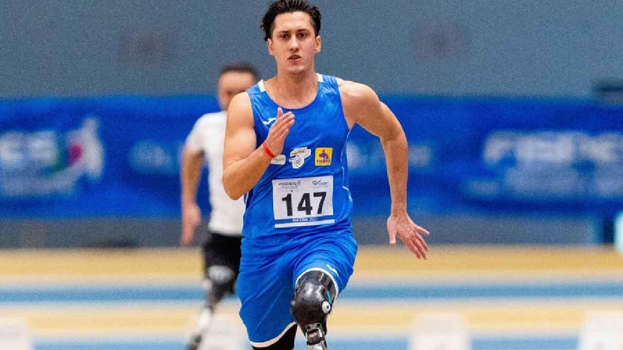 Alessandro Ossola, chi è il velocista italiano che partecipa ai Giochi Paralimpici di Tokyo 2020 (Foto dal web)