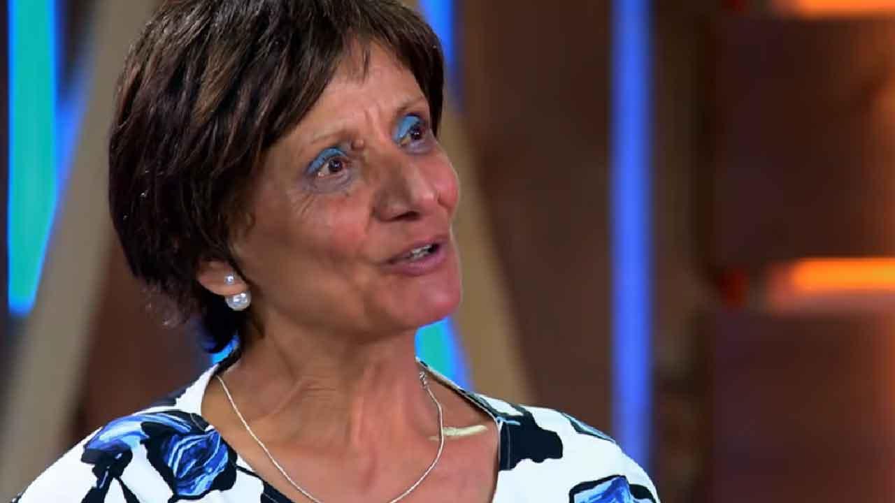 Masterchef, lutto per il talent show, Anna Martelli scompare all'età di 75 anni (Screenshot)