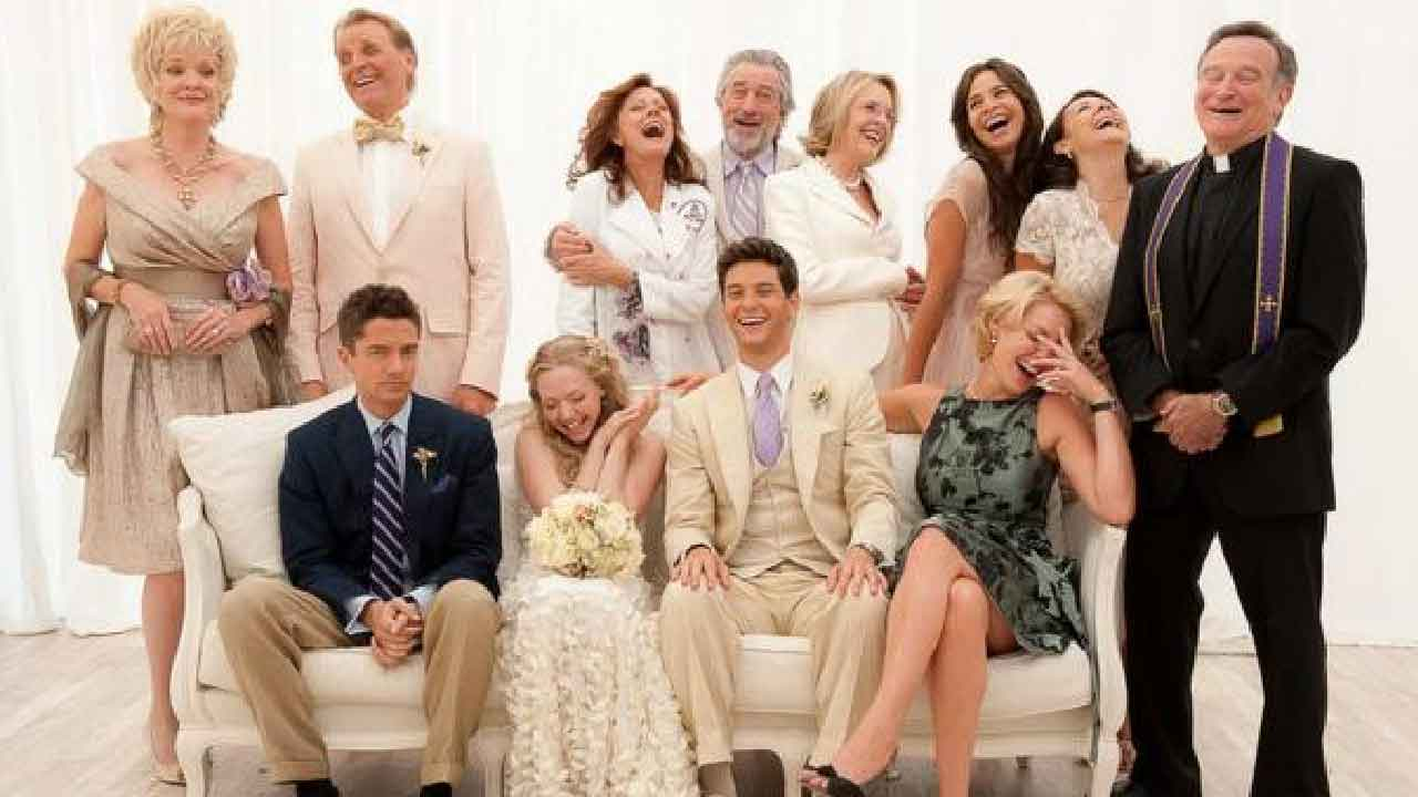 Big Wedding, trama e cast del film in onda su Rai1 alle ore 21.25 (Foto dal web)