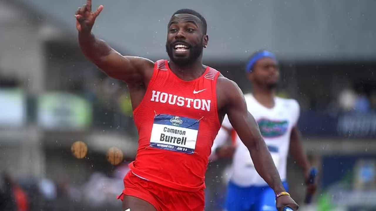 Cameron Burrell, muore a 26 anni il figlio del campione olimpionico Leroy Burrell (Getty Images)