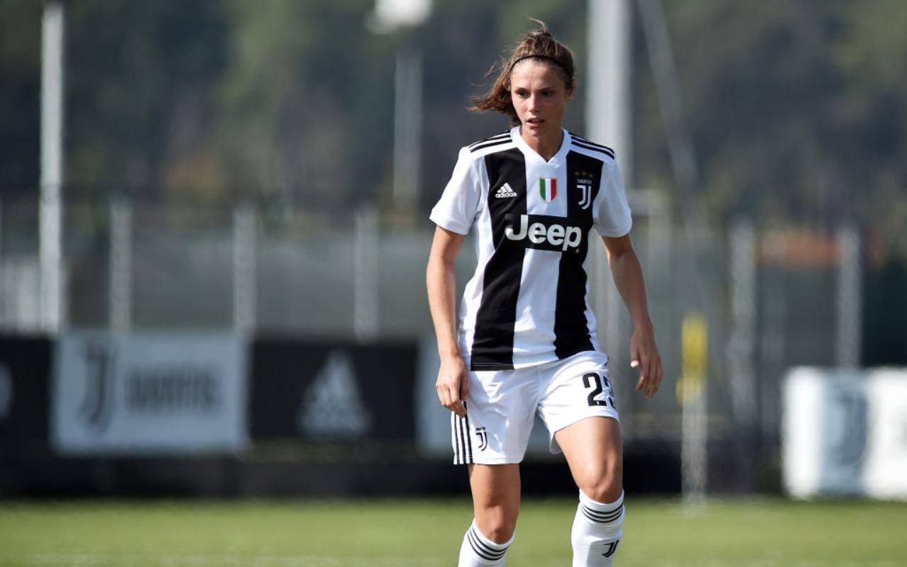 Juventus Woman