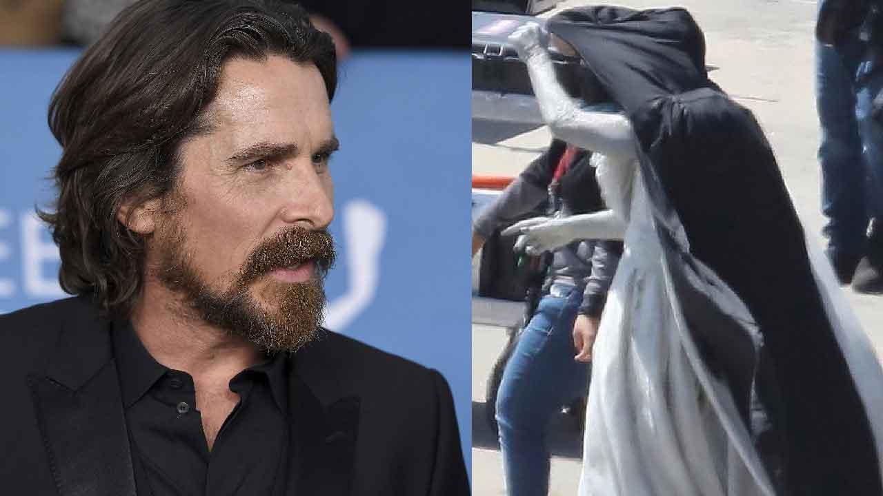 Thor Love and Thunder, Christian Bale si unisce al cast nel ruolo di Gorr il Macellaio degli Dei (Getty Images/Twitter)