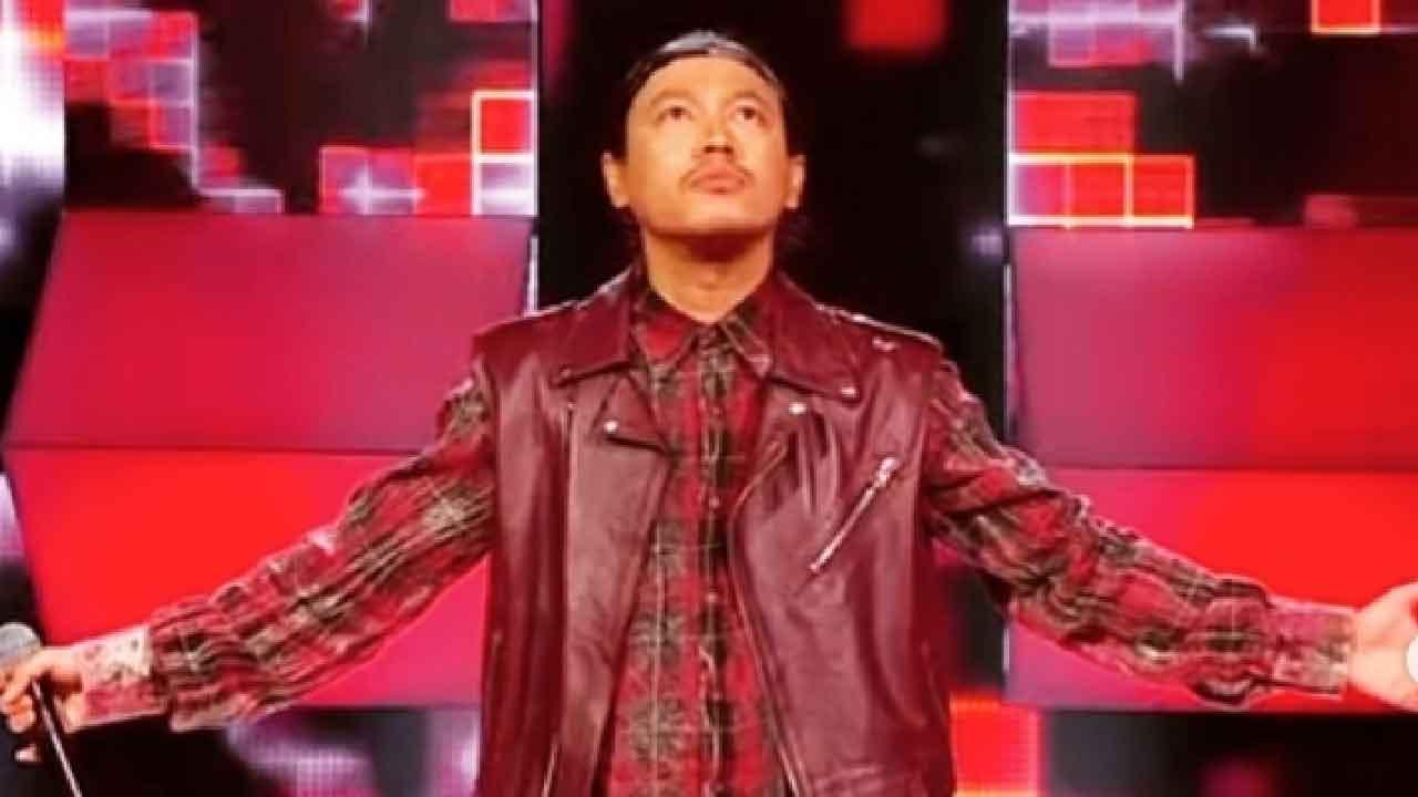 Eki, cosa fa adesso il vincitore di All Together Now, la sua esibizione (Foto dal web)