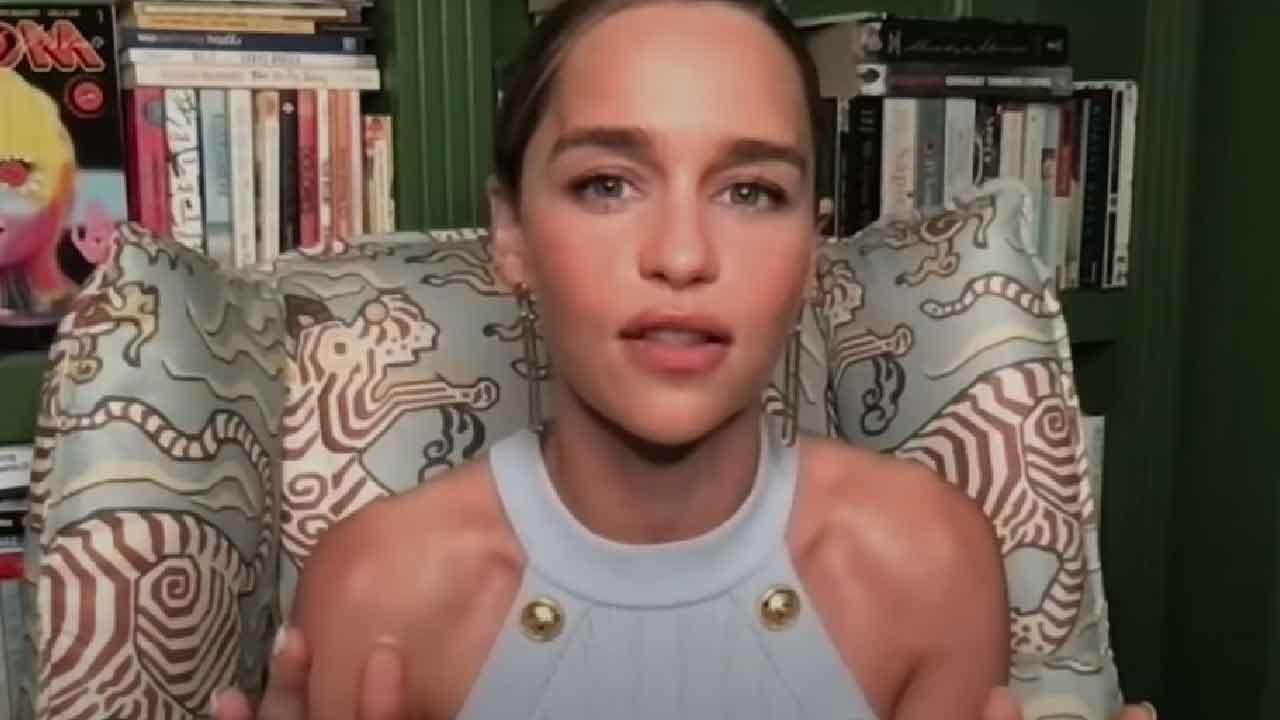 Emilia Clarke, l'attrice entrerà a far parte dell'universo Marvel con Secret Invasion (YouTube)