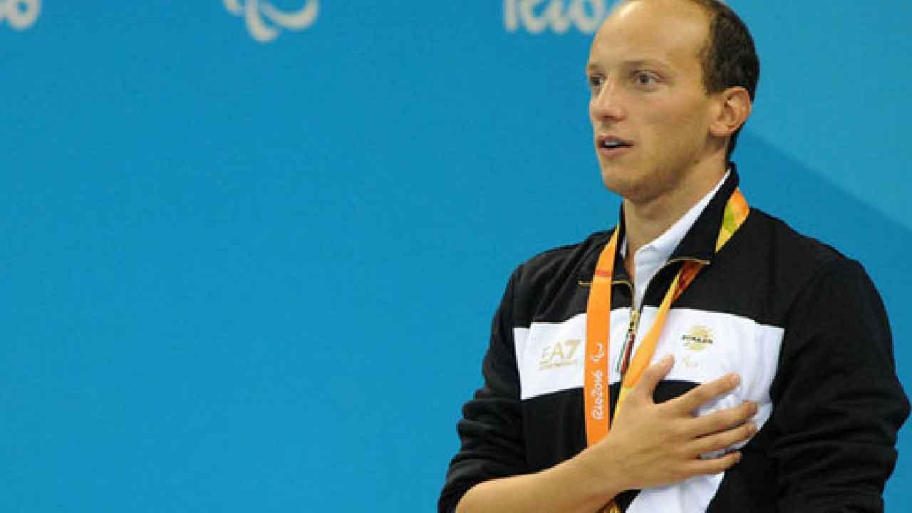 Federico Morlacchi, chi è il nuotatore paralimpico campione europeo (Foto dal web)