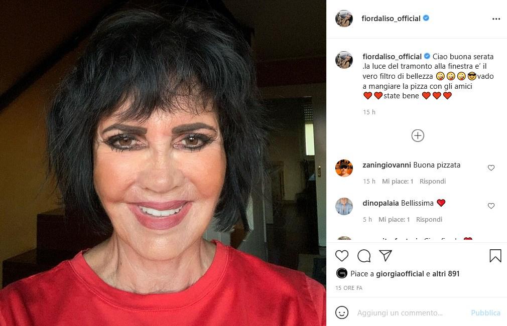 Fiordaliso Instagram