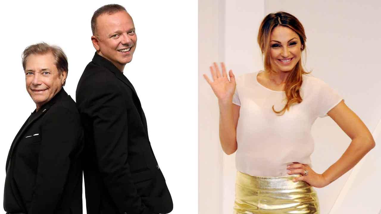 Gigi D'Alessio e Nino D'Angelo, i due hanno litigato per Anna Tatangelo dopo aver conosciuto Livio Cori (Getty Images)