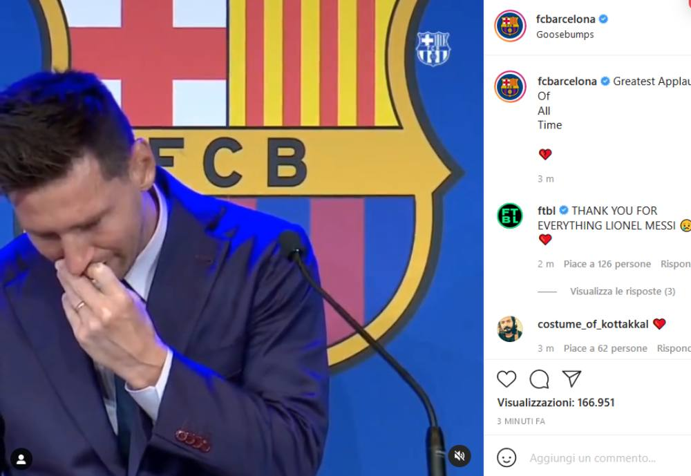 Instagram Barcellona