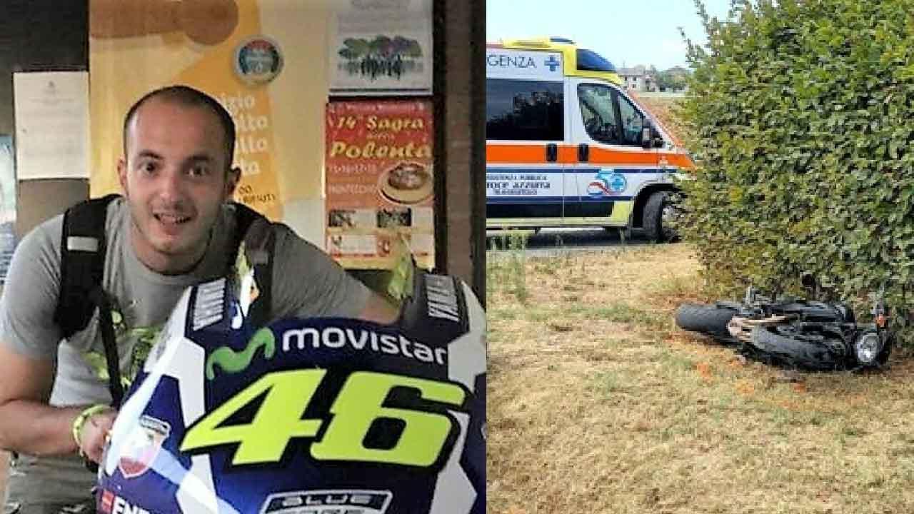 Luca Morabito, l'uomo di 37 anni ha perso la vita una settimana prima delle nozze (Foto dal web)