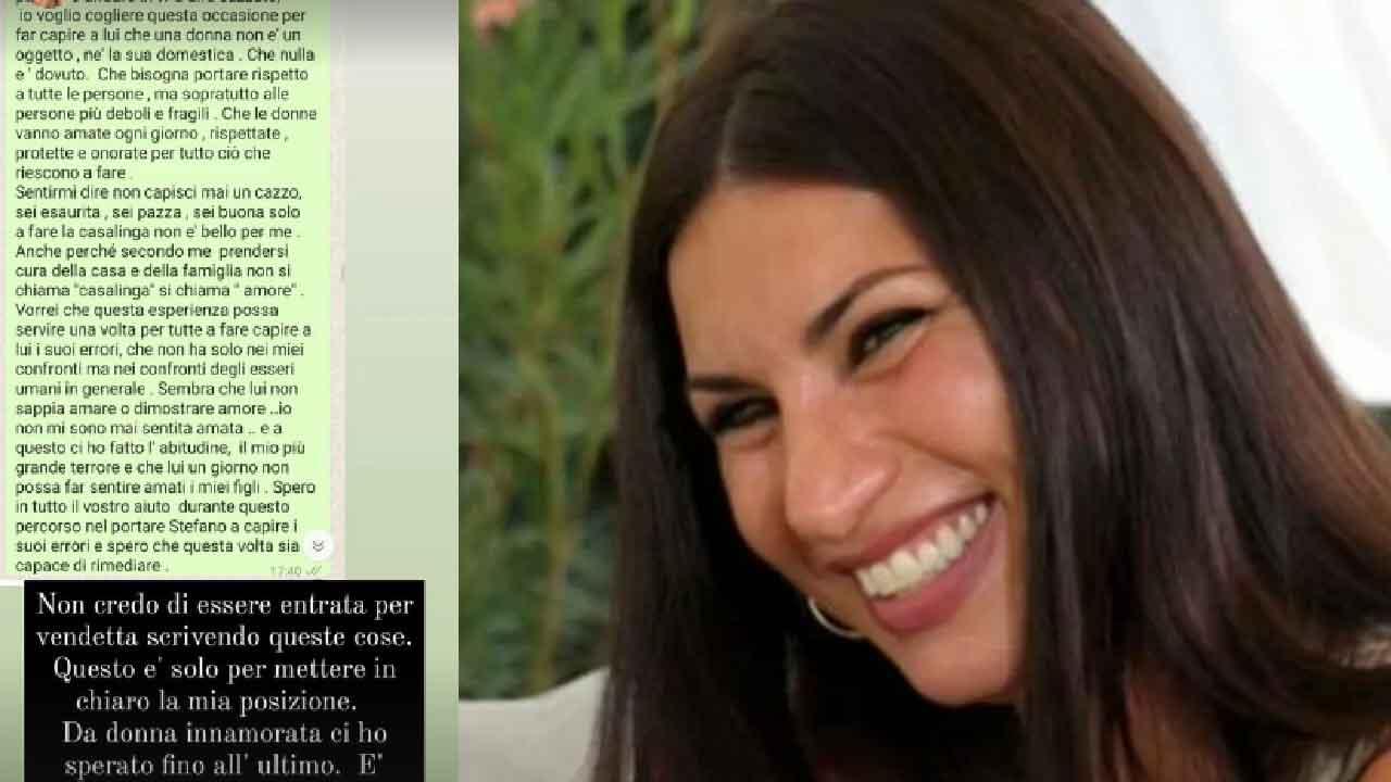 Manuela Carriero, l'ex concorrente risponde alle accuse dei fan (Instagram)