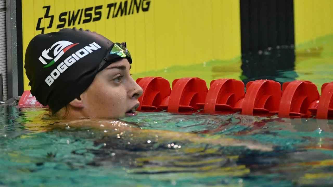 Monica Boggioni, chi è la nuotatrice che gareggia a Tokyo 2020 (Foto dal web)
