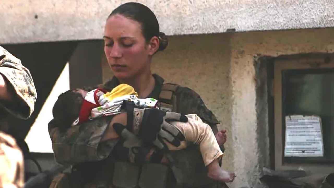 Nicole Gee, chi è la marine che ha perso la vita a Kabul (Instagram)