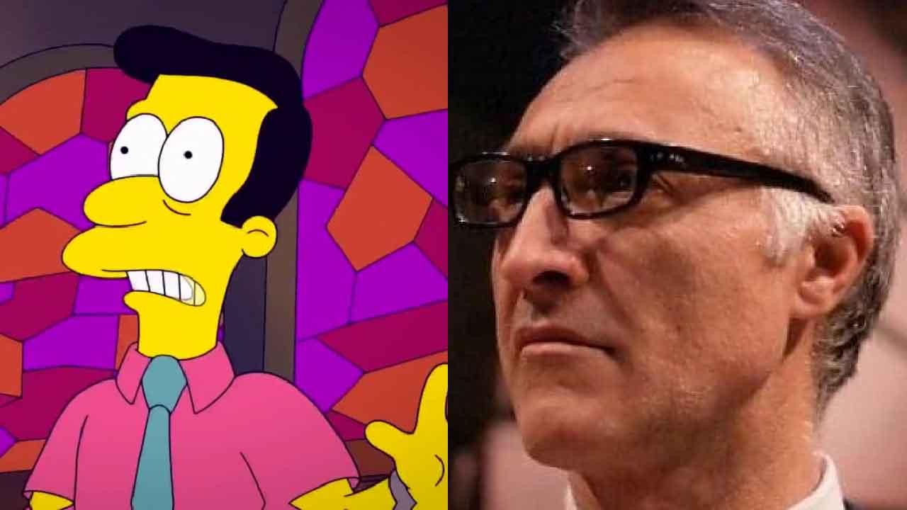 Nino D'Agata, morto il doppiatore di Timothy Lovejoy dei Simpson (Foto dal web)