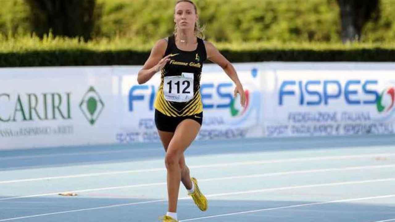 Oxana Corso, chi è l'atleta azzurra che partecipa ai Giochi di Tokyo 2020 (Foto dal web)