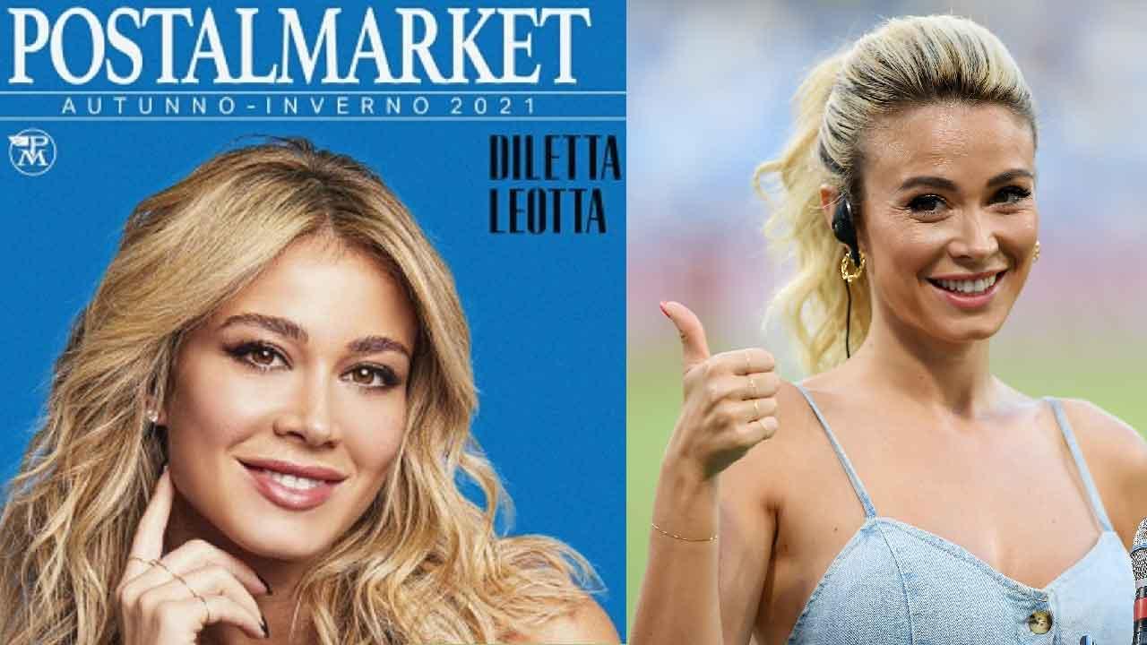 Diletta Leotta, sarà il volto della prima rivista Postalmarket (Getty Images)