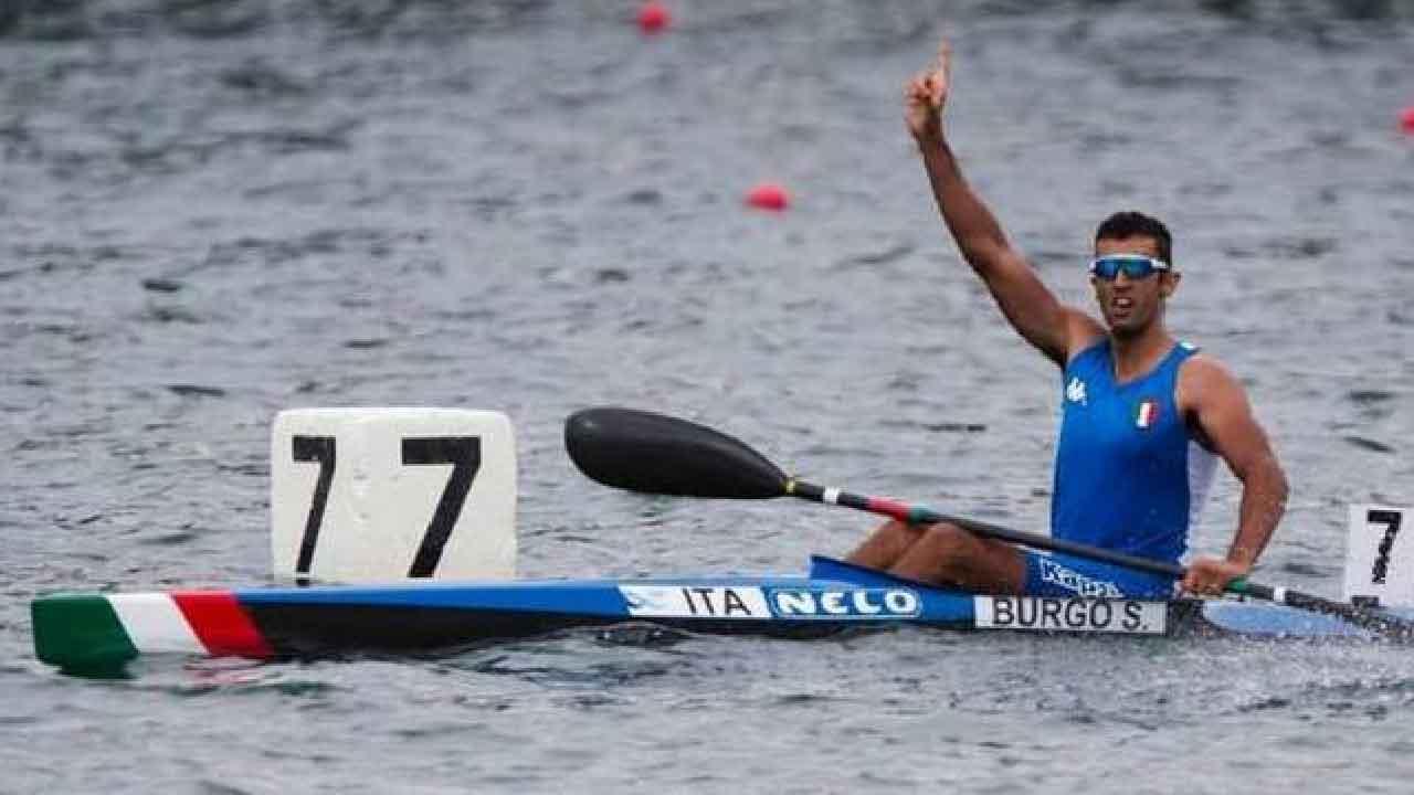Samuele Burgo, chi è l'atleta siracusano: carriera e successi