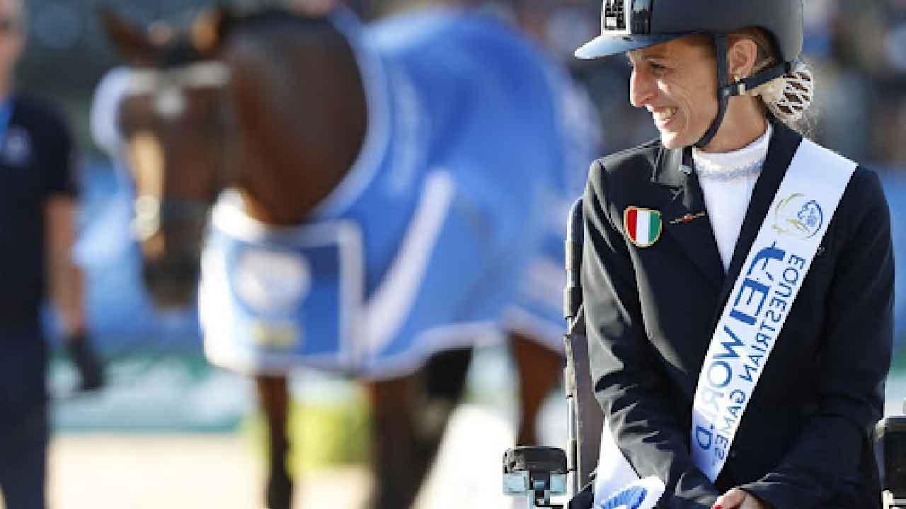 Sara Morganti, chi è la campionessa italiana di Dressage (Foto dal web)