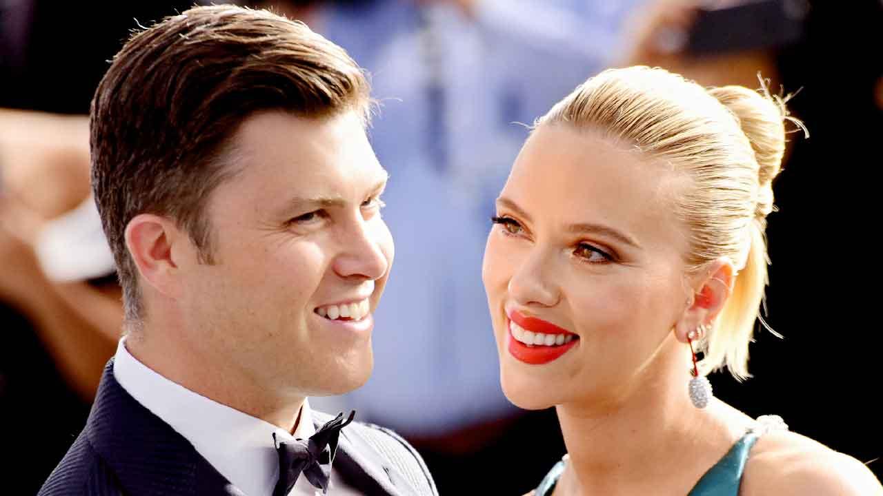 Scarlett Johansson, l'attrice ha dato alla luce il suo secondo figlio Cosmo (Getty Images)