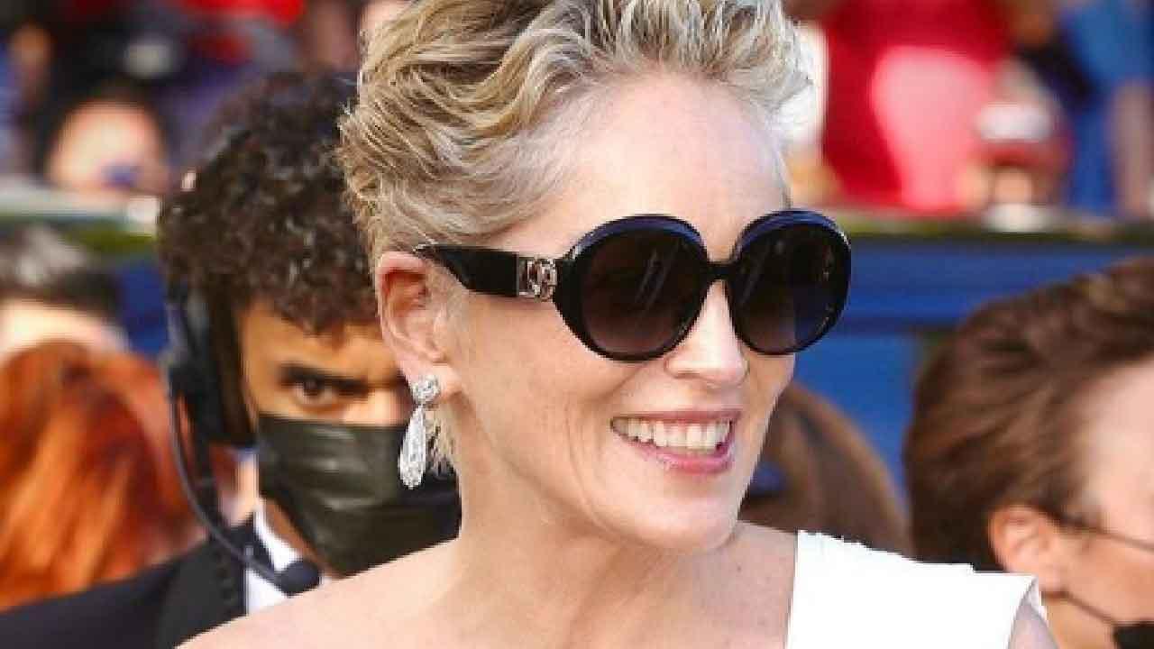 Sharon Stone, l'attrice è disperata dopo aver appreso che il suo nipotino River è stato ricoverato (Instagram)