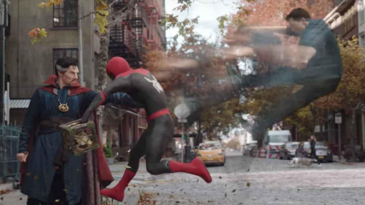 Spiderman No Way Home, il trailer ha battuto tutti i record di visualizzazioni (Screenshot)