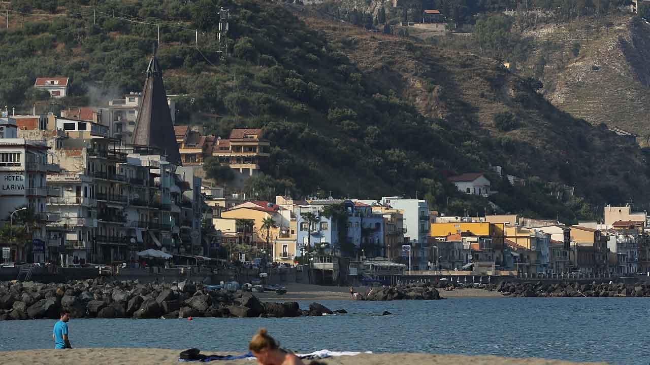 Ferragosto, boom di prenotazioni e presenze a Taormina (Getty Images)
