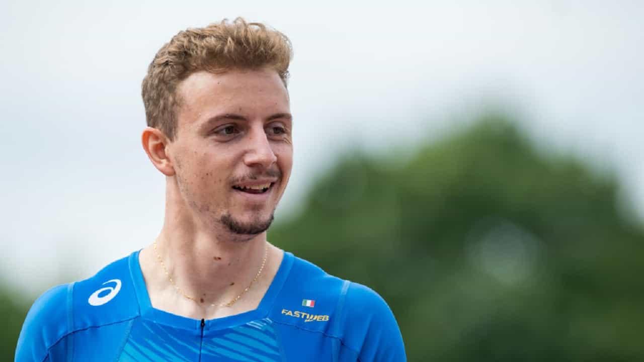 Alessandro Sibilio, sogno olimpico: chi è il finalista dei 400 ostacoli