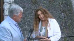 eleonora brigliadori, spot contro il vaccino