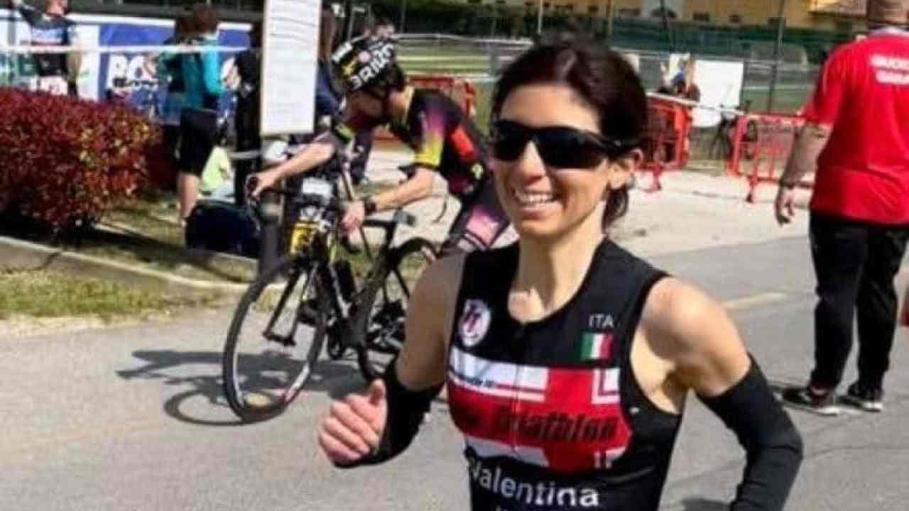 Incidente choc: morta Valentina Caso, atleta del triathlon e ciclista