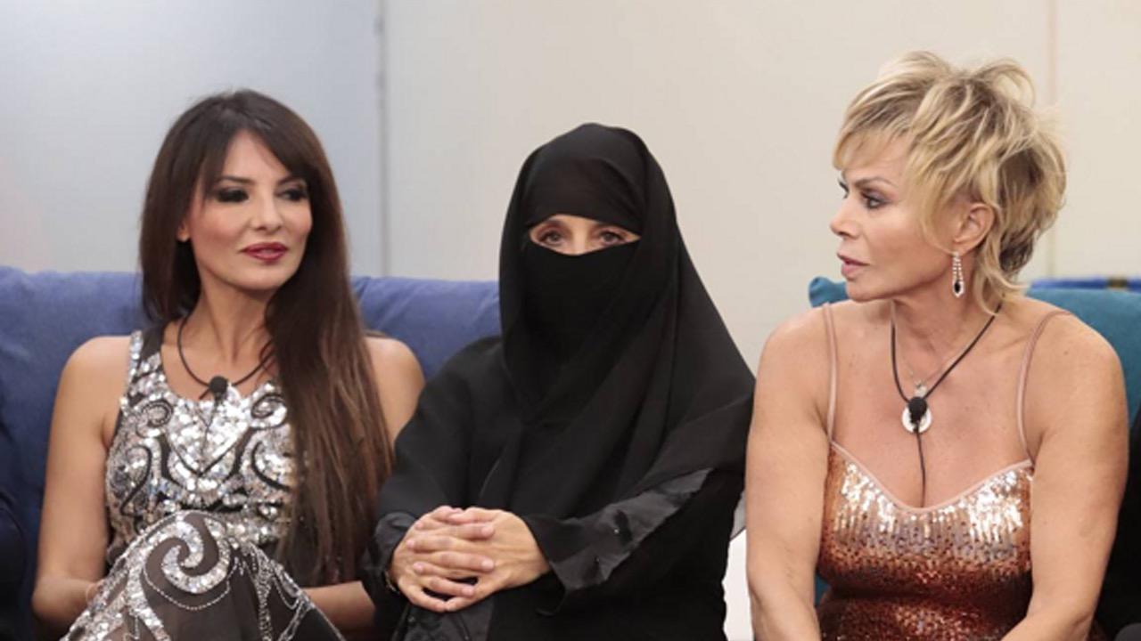 Jo Squillo: solidarietà per le donne arabe al GFVip, ma finisce con una pioggia di critiche