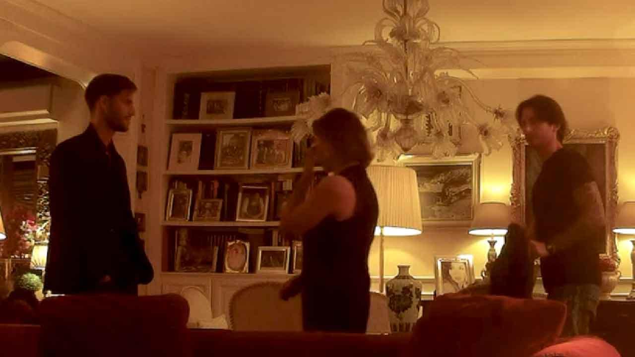Alba Parietti, lo scherzo a Francesco suo figlio sfiora la rissa a Le Iene (Foto dal web)