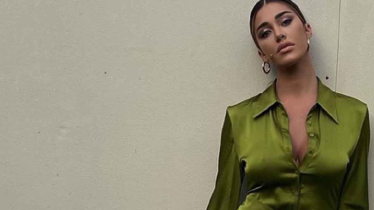 Belen Rodriguez, sui social mostra la sua forma smagliante, i followers sono increduli (Instagram)
