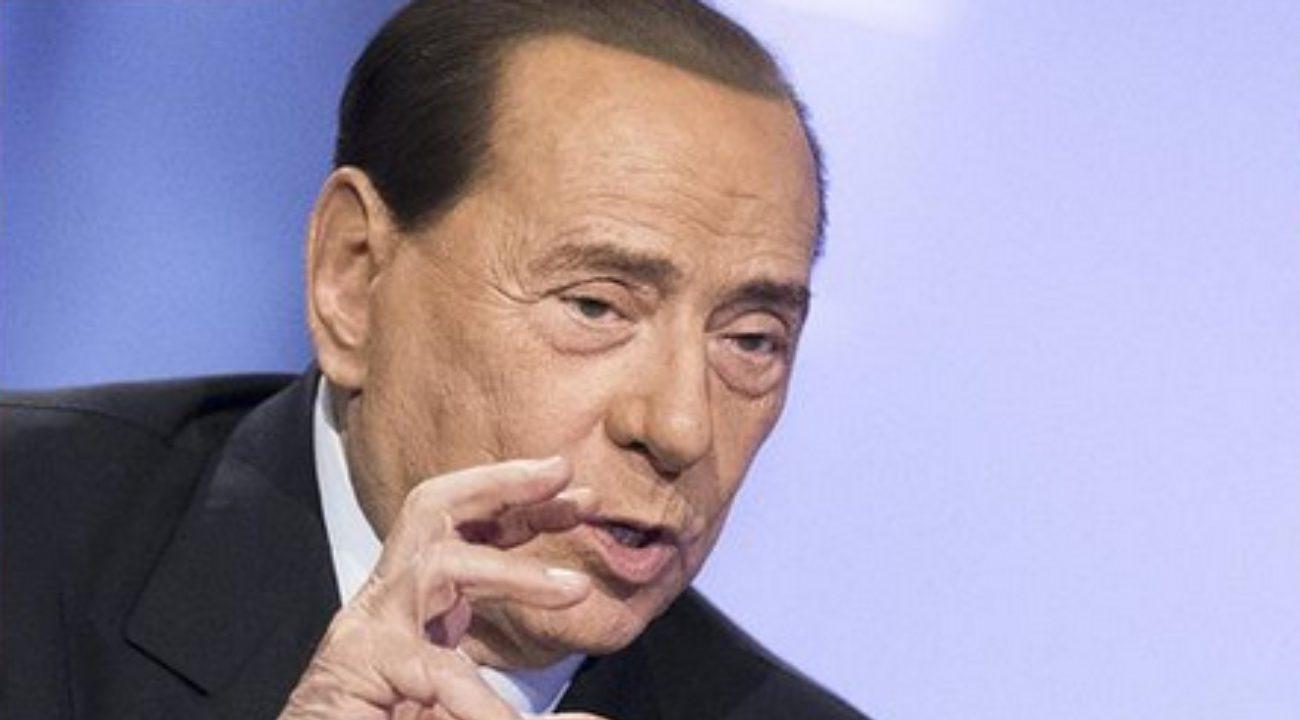 Berlusconi Morisi gay