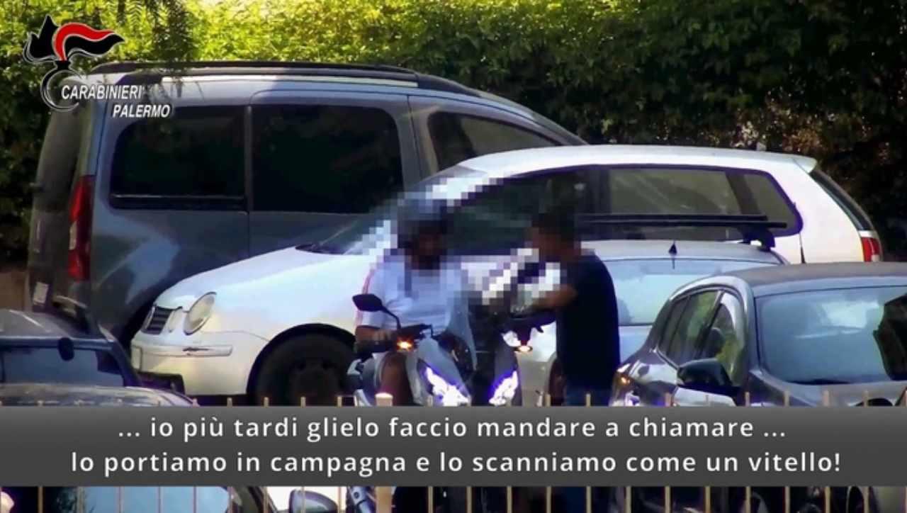 Mafia a Bagheria