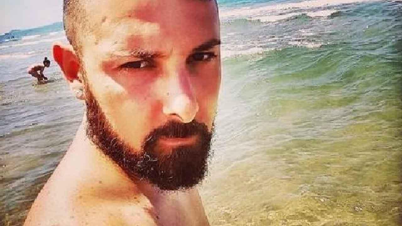 Calvizzano, Bruno Puerio il ragazzo di 36 anni è morto a causa di Covid dopo il ricovero (Foto dal web)
