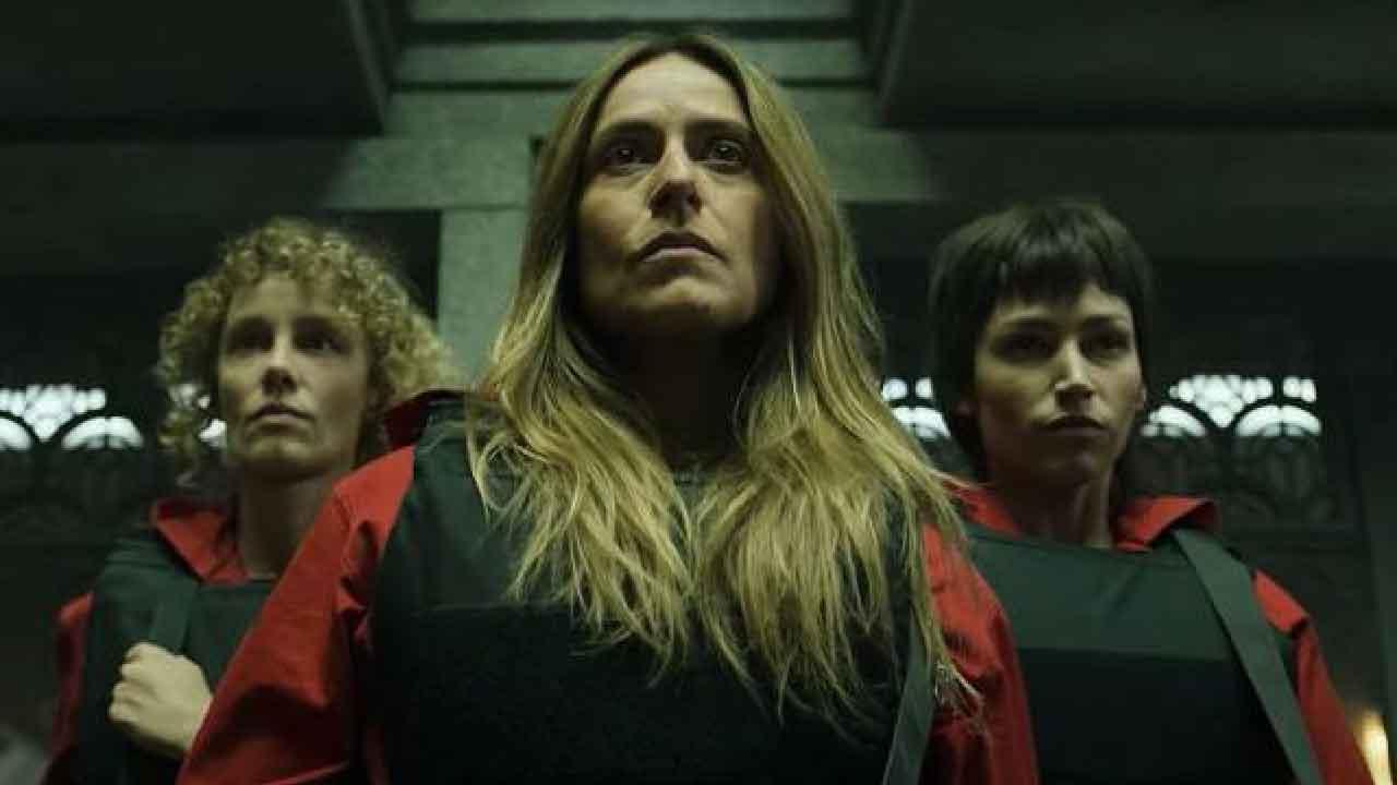 Casa di Carta 5, quando uscirà il secondo volume dell'ultima stagione su Netflix (Foto dal web)