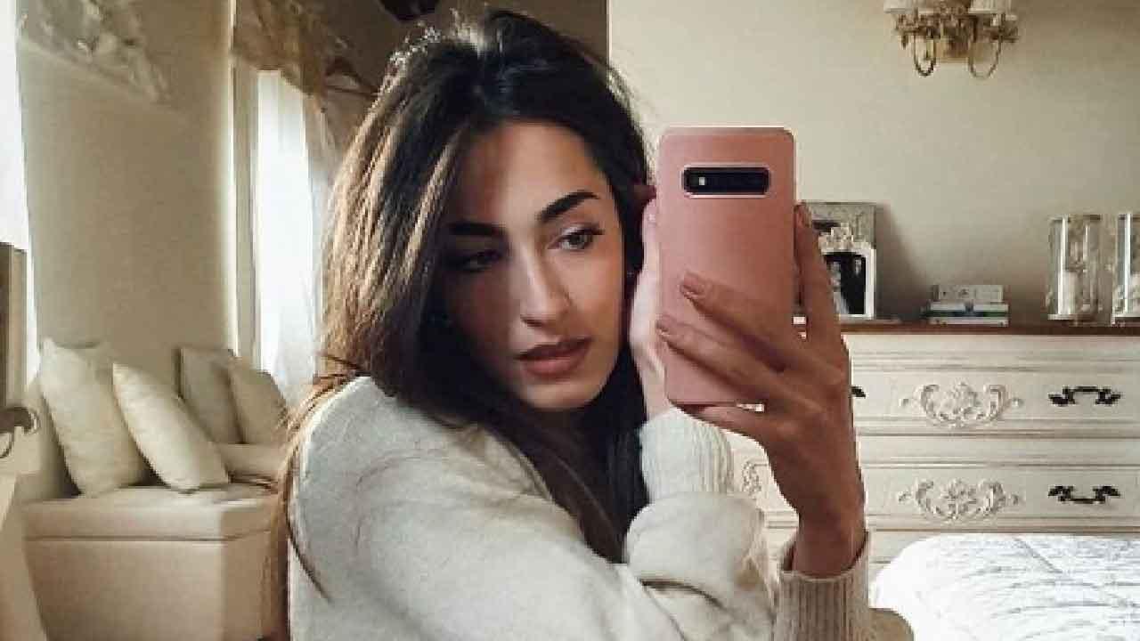 Chiara Bontempi, chi è la fidanzata di Gimbo Tamberi (Instagram)