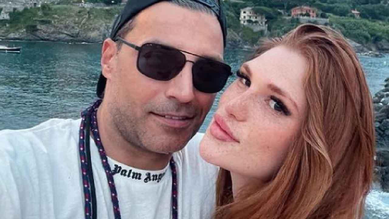 Daniele Interrante, chi è la sua nuova fidanzata dai capelli rossi e il fisico mozzafiato (Instagram)