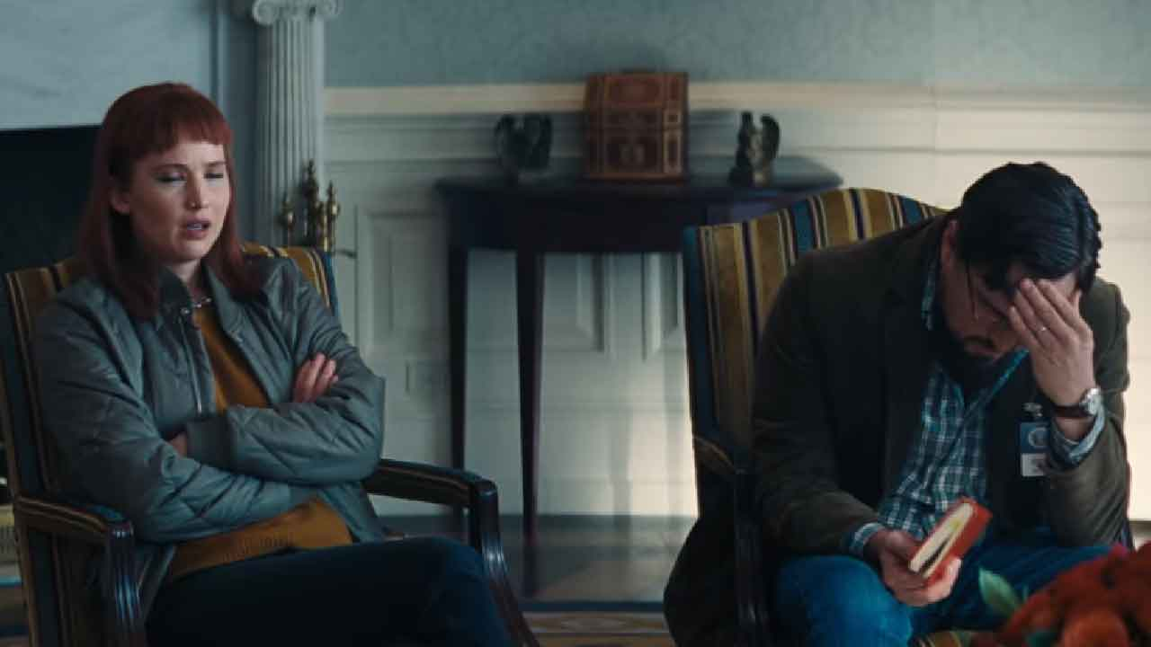Netflix, Don't Look Up è la commedia dal cast stellare in uscita a Dicembre (Screenshot)