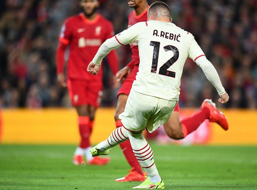 Liverpool Milan