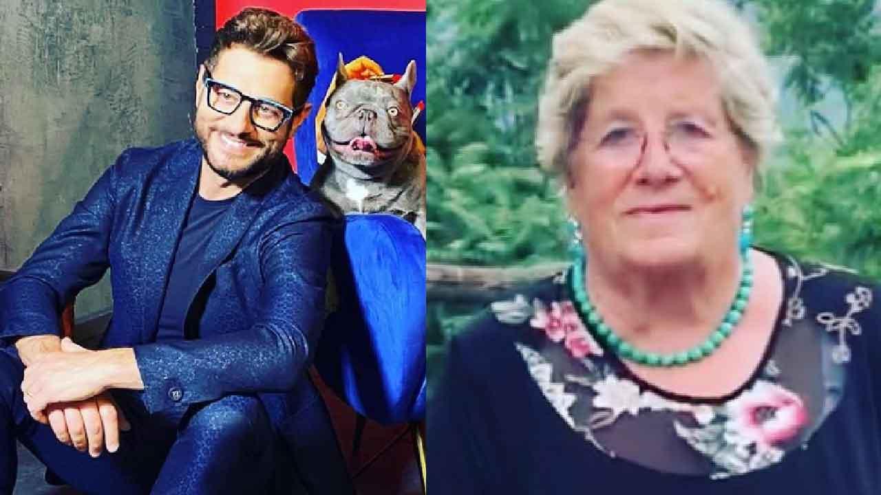 Enrico Papi, il grave lutto accaduto l'anno scorso, ha perso sua madre (Instagram)