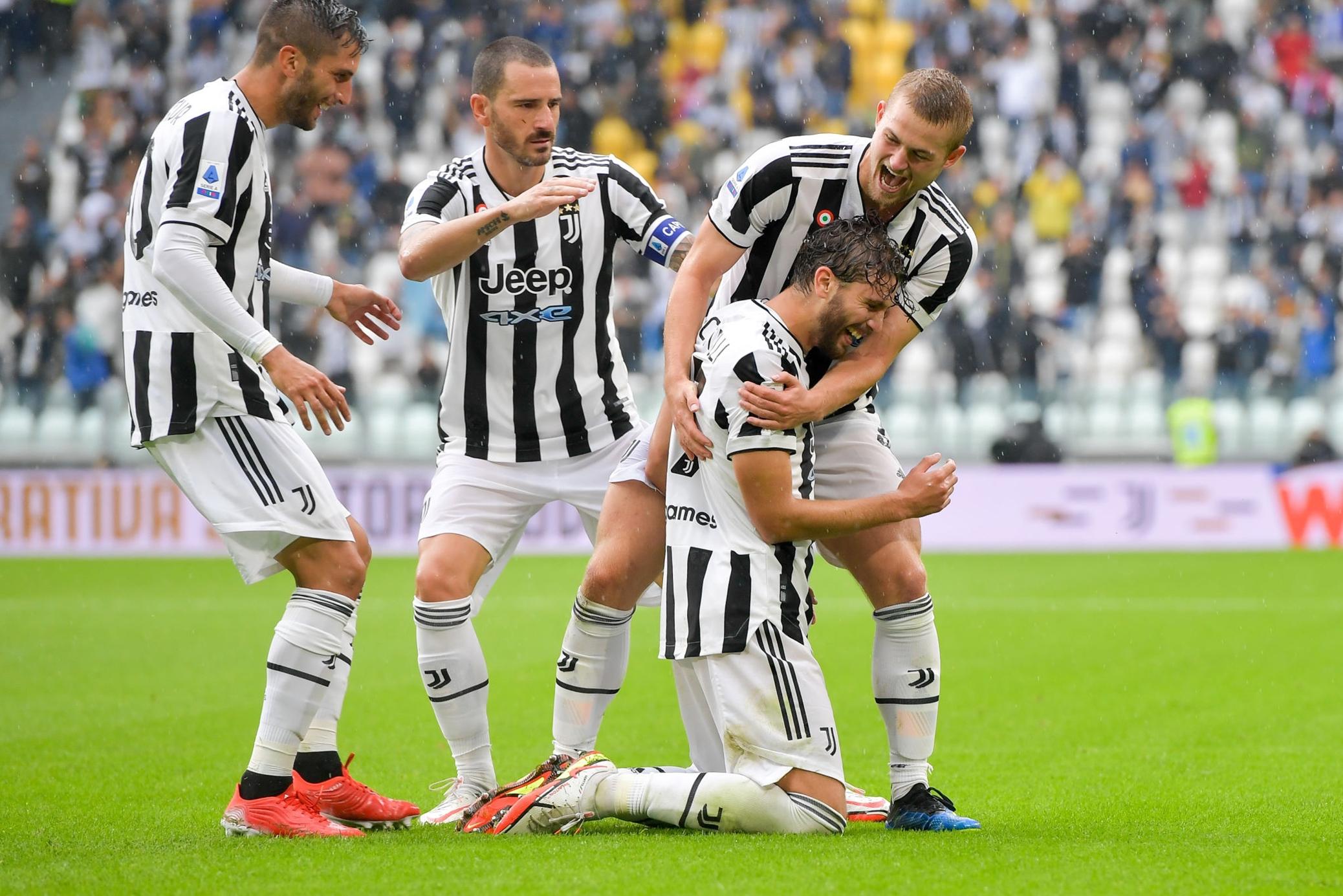 Juventus Sampdoria 3 2, avanti a fatica: pagelle e tabellino