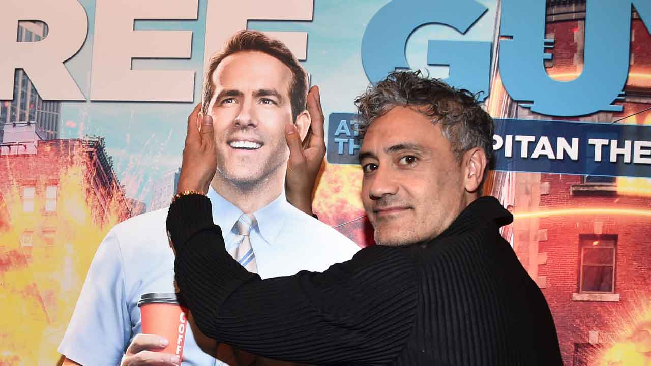 Disney+, Free Guys sarà disponibile dal 29 Settembre (Getty Images)