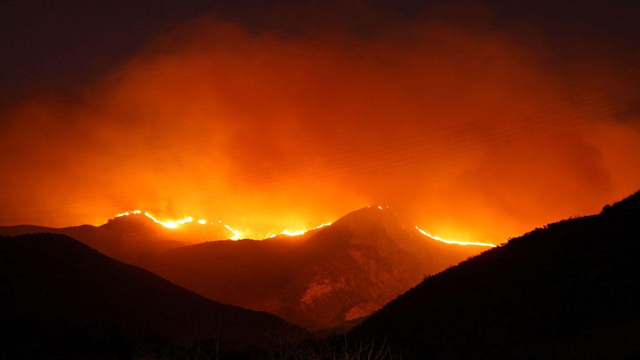 Gli incendi boschivi hanno provocato emissioni record di CO2