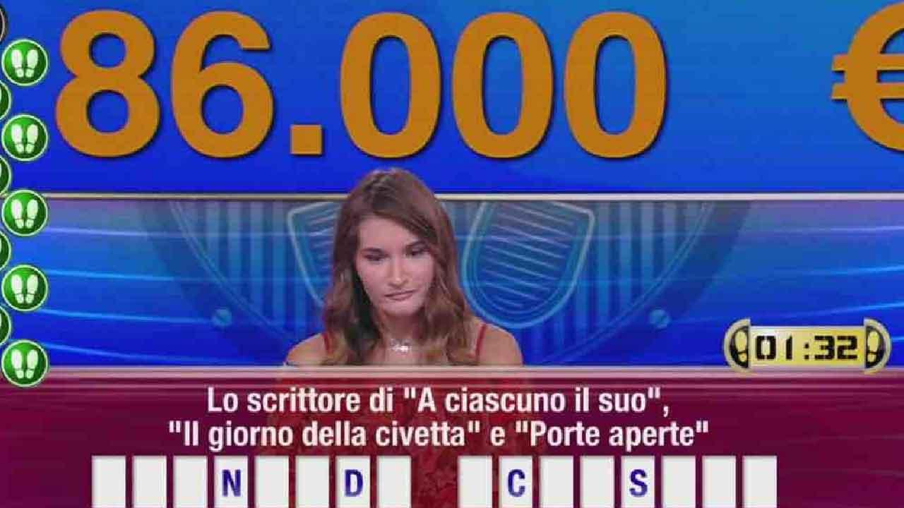 Caduta Libera, Ginevra la campionessa in carica vince il montepremi finale (Foto dal web)