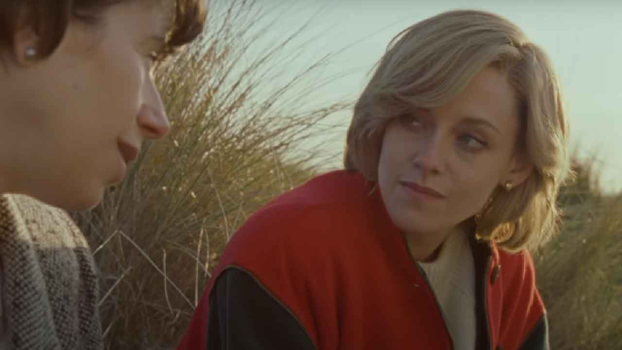 Spencer, il nuovo trailer del film dedicato a Lady Diana ha commosso tutti (Screenshot)