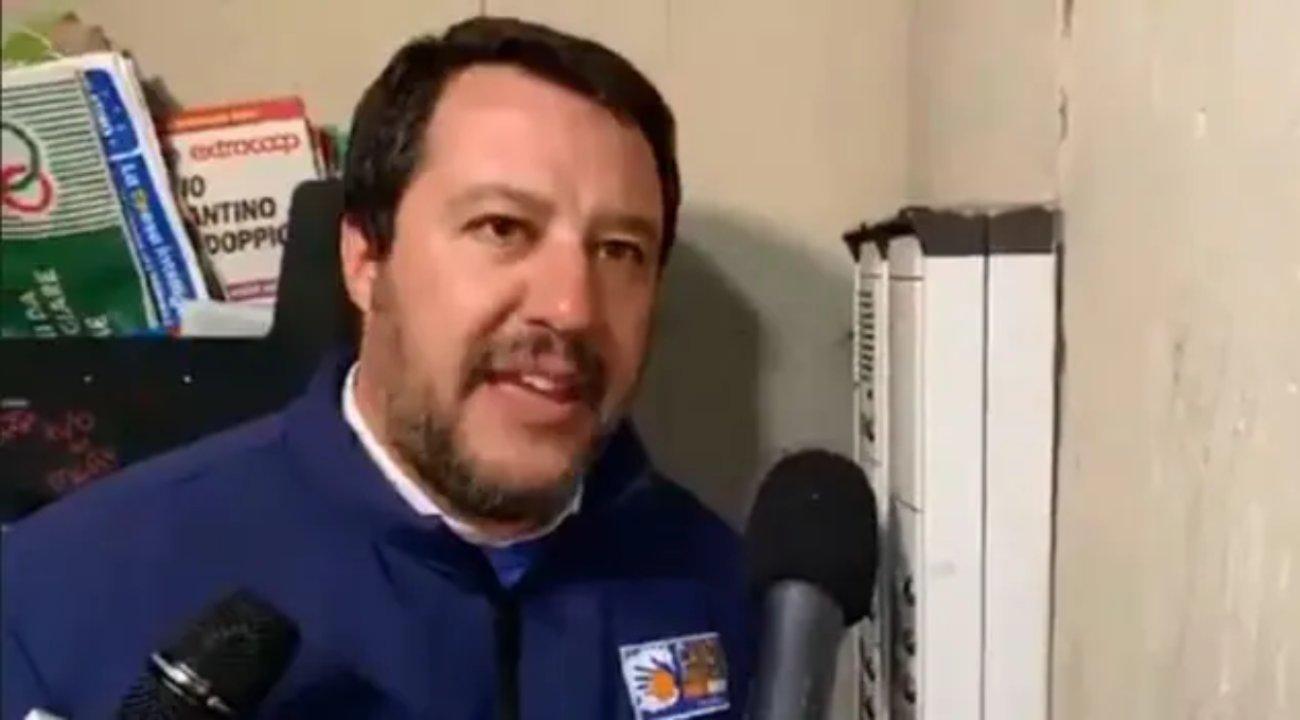 Luca Morisi Bestia droga